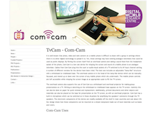 Com-Cam project website